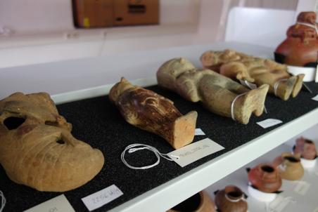 Präkolumbianische Objekte